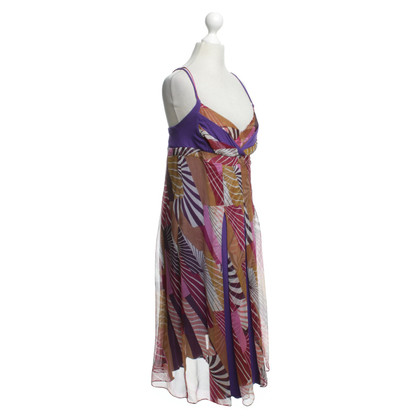 Patrizia Pepe Dress with colorful pattern
