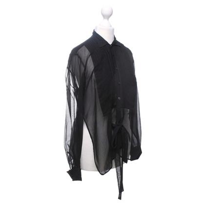 Jean Paul Gaultier Camicia in nero