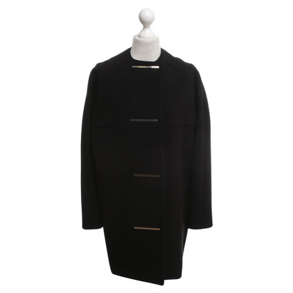 Balenciaga Coat in black
