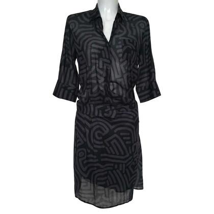Alexander McQueen Semi-transparent dress