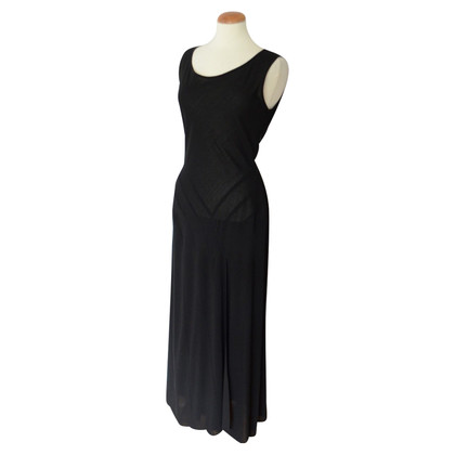 Jil Sander long vintage evening dress