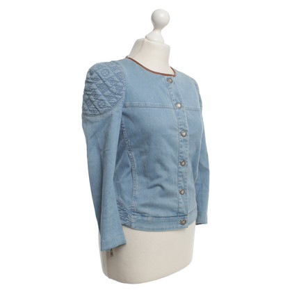 Louis Vuitton Jeans jacket in blue