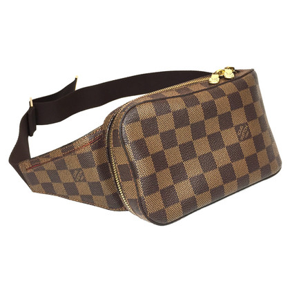 Louis Vuitton Geronimo Damier Ebene Canvas