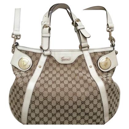 "Gucci ""Crest Boule Tote Bag"""