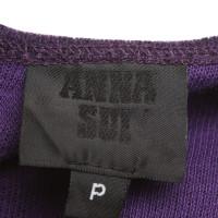 Anna Sui Abito in viola
