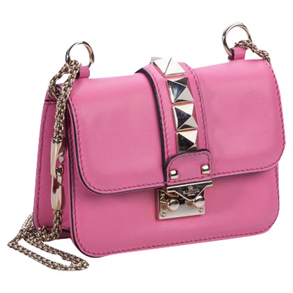 "Valentino ""Glam Lock Bag"""