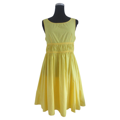 Stefanel Yellow summer dress