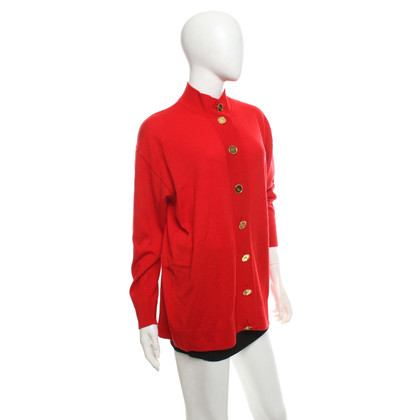 Other Designer Genny - sweater in red