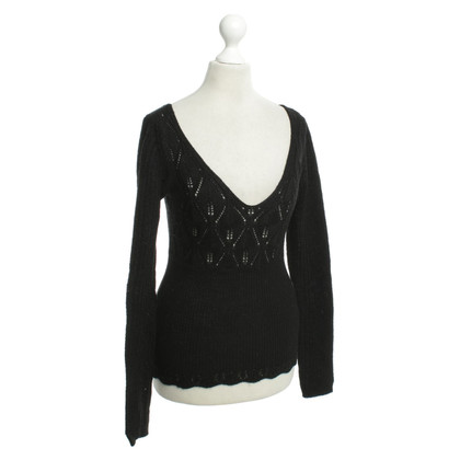 Dolce & Gabbana Pull it tricot noir