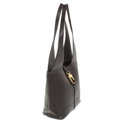 Delvaux Borsa in marrone
