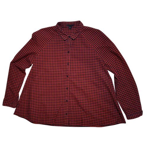 pretty nice b328f 1abe1 Cos Camicia rossa a quadretti - Second hand Cos Camicia ...
