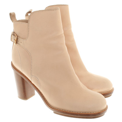 Acne Ankle boots in beige