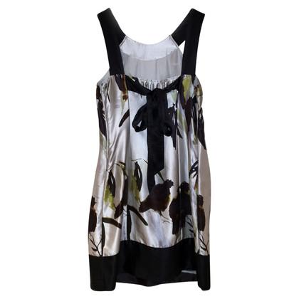 Ted Baker Floral silk dress