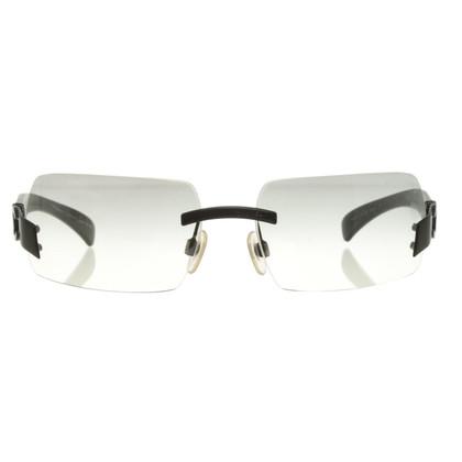 Chanel occhiali da sole Grigio