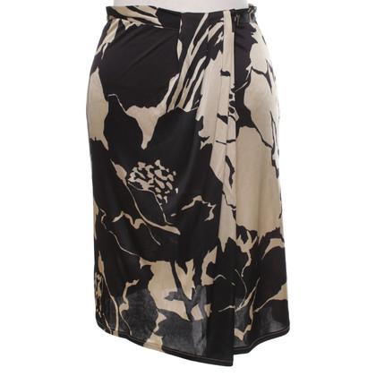 Valentino skirt with pattern