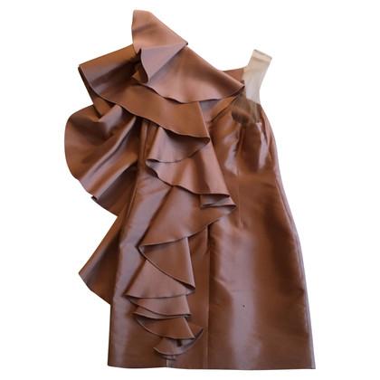 Maria Lucia Hohan robe asymétrique