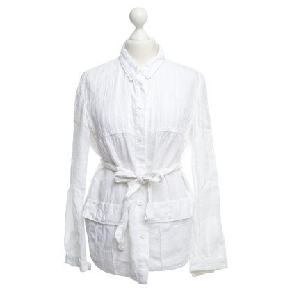 Armani Jacket blouse made of linen
