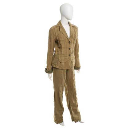 Marc Cain Linen suit