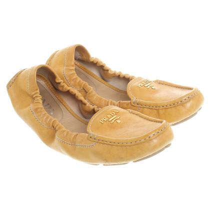 Prada Pantofole in pelle