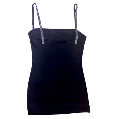 Dolce & Gabbana Straps top in black