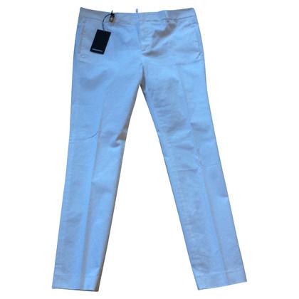 Dsquared2 Witte broek