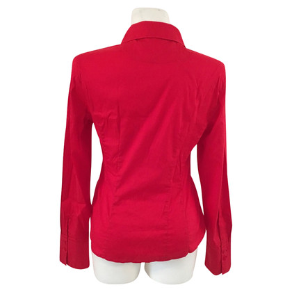 Laurèl Rote Bluse
