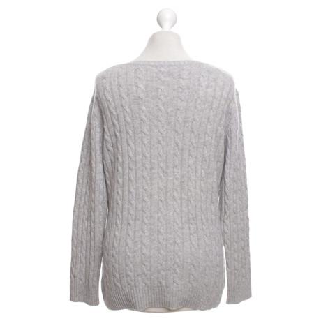 Grau Pullover in Pullover Kaschmir Grau in Grau Allude Allude Kaschmir Kaschmir in Pullover Allude Grau wXS0nq5