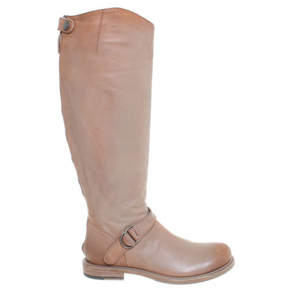 Brunello Cucinelli Boots in camel