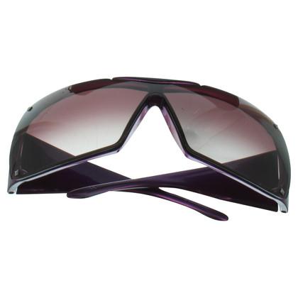 Christian Dior Occhiali da sole con montatura di plastica