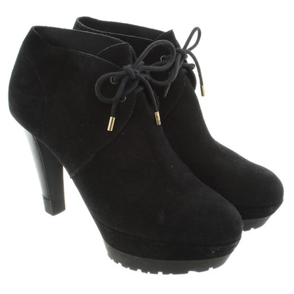 Sergio Rossi Ankle boots with platform sole