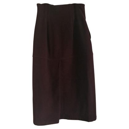 Yohji Yamamoto winter skirt