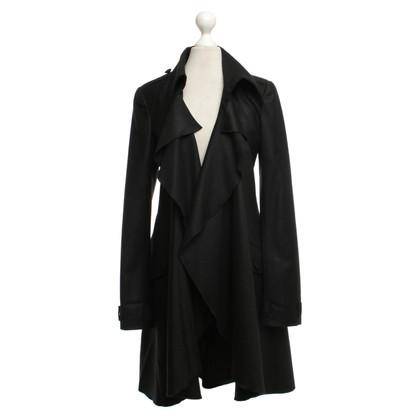 Karl Lagerfeld wool coat