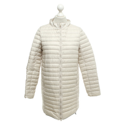 Duvetica Down jacket in beige