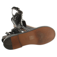 Isabel Marant Toe separator with rivets