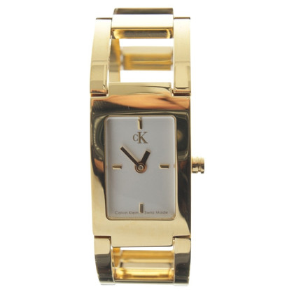 Calvin Klein Gold wrist watch