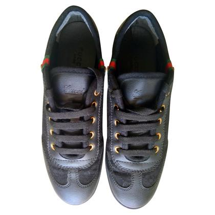 Gucci Scarpe da ginnastica in nero