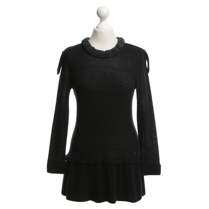 Burberry Knit dress in black