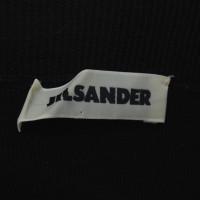 Jil Sander Col roulé noir