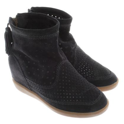 Isabel Marant Boots in zwart