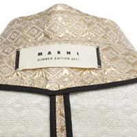 Marni Gold-coloured Blazer