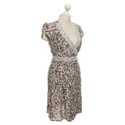Stefanel Kleid mit hohem Seiden-Anteil