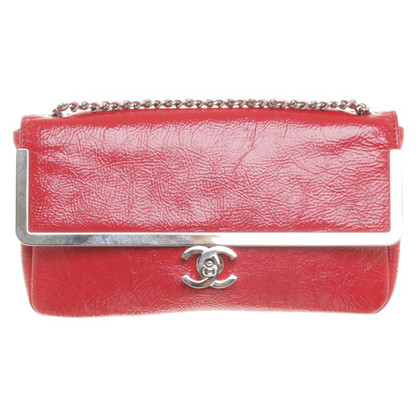 Chanel Handbag in red