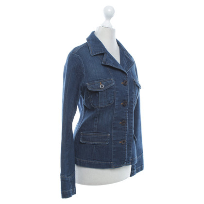 Closed Denim jas in blauw