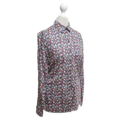 Barbour Blouse with a floral pattern
