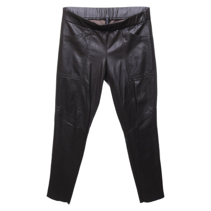 Marc Cain Hose in Leder-Optik