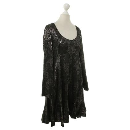 DKNY Patroon jurk