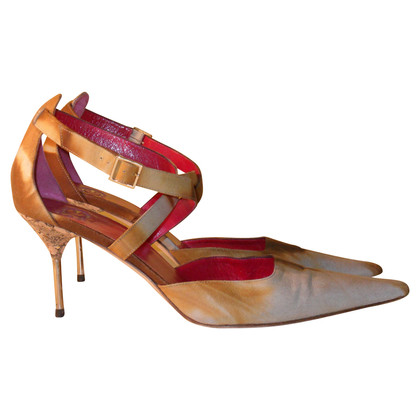Escada Exotics pumps