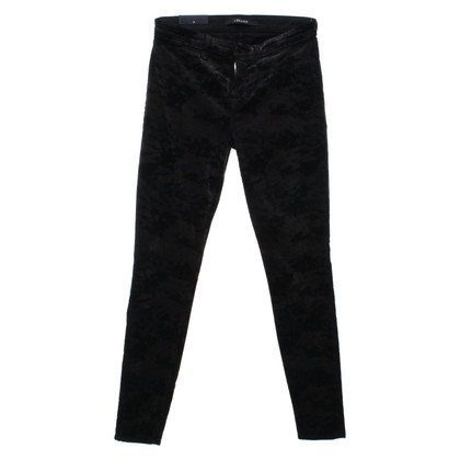 J Brand Patterned trousers