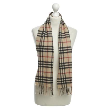 Burberry Sjaal cashmere