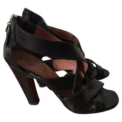 Alaïa Black Alaia sandals T.36,5